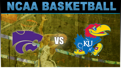 Kansas vs. Kansas State (NCAA Basketball) Live Streaming and Preview-Watch Men's Basketball online